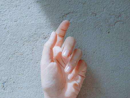 """""""A poem on my hand,"""" Poetry by Abbas Soni"""