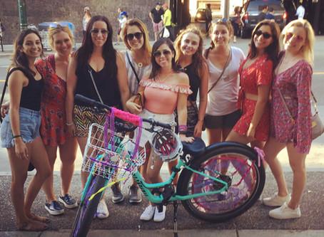Two-Wheeled Bachelor/Bachelorette Party