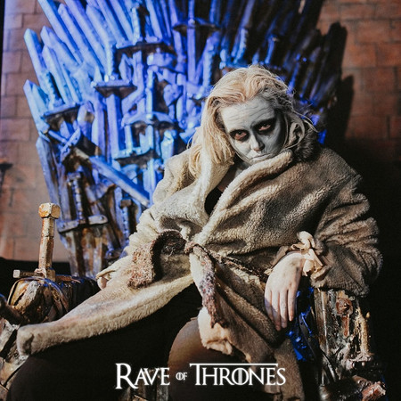 White Walker Rave of Thrones