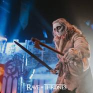 White Walker Rave of Thrones
