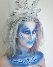 Ice Queen Airbrush college assessment