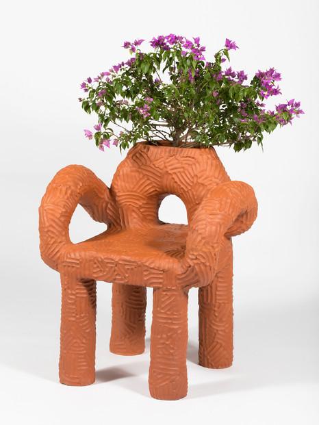 Zipolite Plant Chair