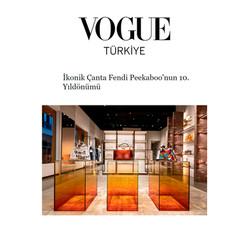 Vogue Trkey