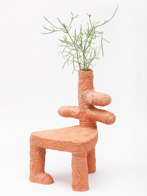Parrot Plant Chair