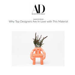 Architectural Digest 2018 Abril