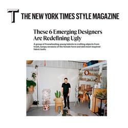New York magazine style