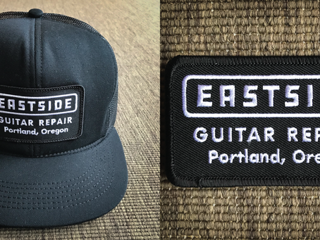 Hats & Patches (Sold out of hats- more soon)