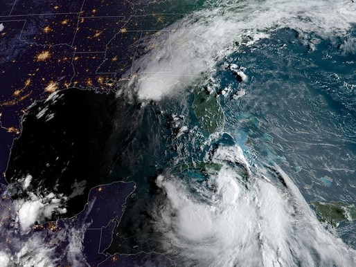 Deux systèmes tropicaux arriveront en Louisiane cette semaine