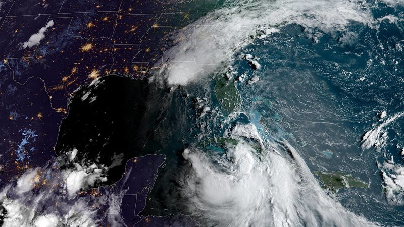 hurricanes, tropical storm, Gulf of Mexico, ouragon
