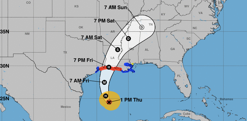hurricane delta, louisiana hurricane, hurricane season 2020