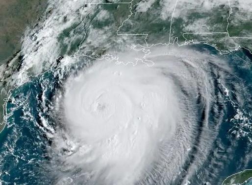 Une onde de tempête catastrophique est imminente dans les paroisses du sud-ouest de la Louisiane