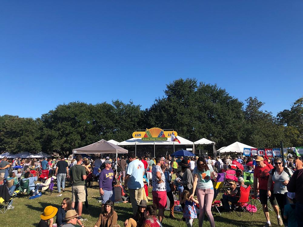 festival acadiens et creoles, louisiana festival