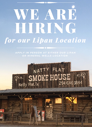 We Are Hiring In Lipan