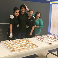 Catering Deserts