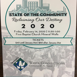 Waste Connections-State of the Community