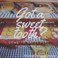 Got a sweet tooth?