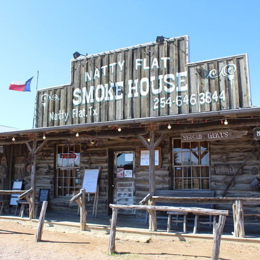 Smokehouse Horse Hitches