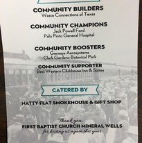 State of the Community Sponsors-Catering