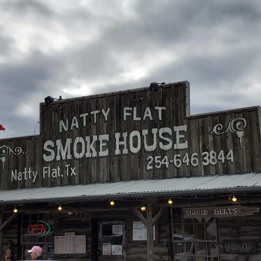Natty Flat Entrance