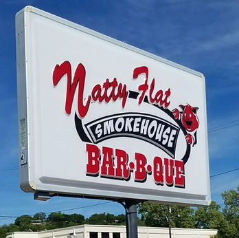 Natty Flat Smokehouse - Mineral Wells Facebook page