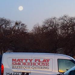 Natty Flat Catering Van