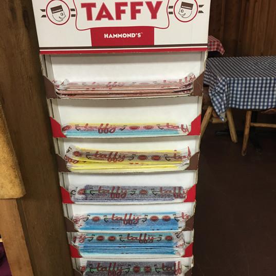 Taffy Candy Rack