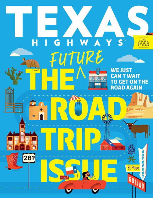 Texas Highway Magazine Article