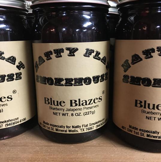 Jar-BlueBlazesBlueberryJalapenoPreserves