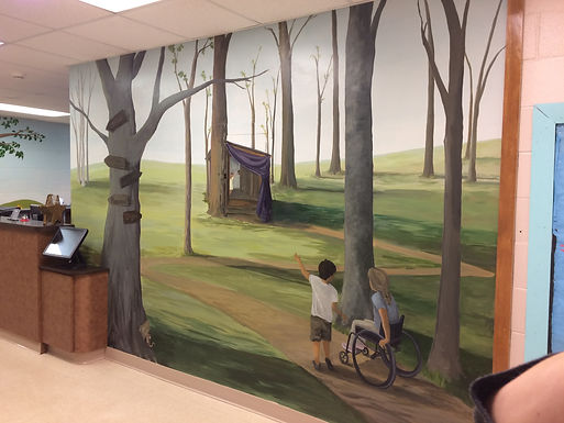 Susan Gray School Mural