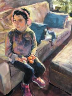Oil on Canvas 9 x 12