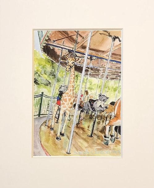 Carousel (Print)
