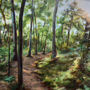 Mossy Ridge trail