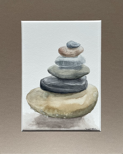 Rock stack #1