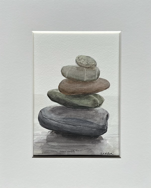 Rock stack #8