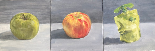 Apple, apple, applesauce