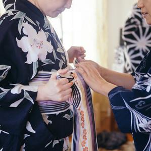 Casual Kimono 1 Day Lesson