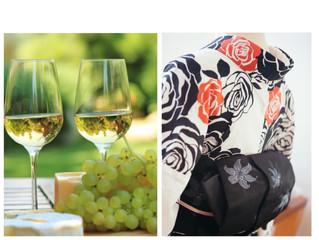 「1Day Lesson & 浴衣でほろ酔いワインの会」開催のお知らせ