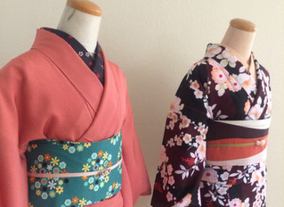 1Day Kimono Lesson <weekend> October 26,2014