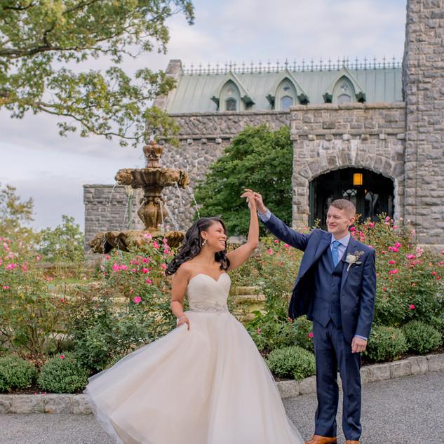 Fairytale Castle Wedding