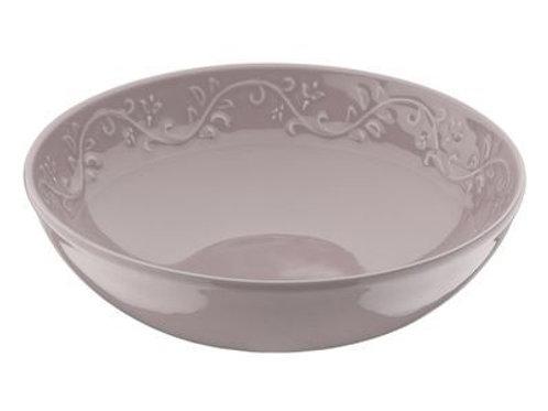 Bowl de Cerâmica Alanya Plum 19cm - Wolff
