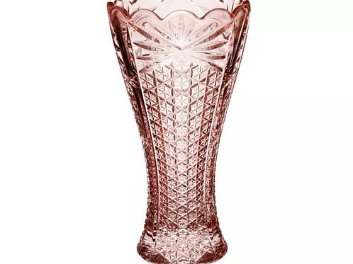 Vaso de Cristal Princess Rosa Tamanhos - Wolff