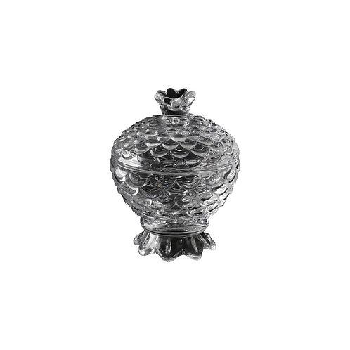 Bomboniere de Cristal Pineapple 9,5x13,5cm - Lyor