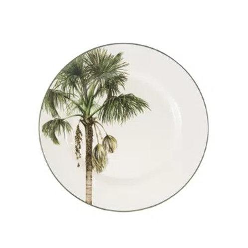 Prato Raso em Cerâmica Malibu 29,5cm - Alleanza