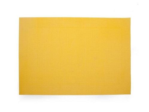 Lugar Americano Candy Amarelo 30x45cm