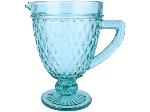 Jarra de Vidro Sodo-Calcico Bico de Abacaxi Tiffany 1L. - Lyor