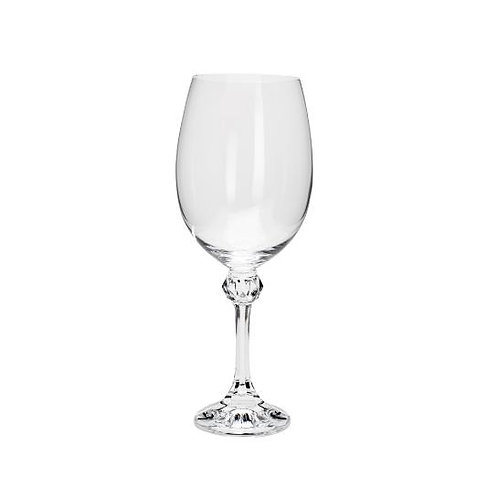 Taça de Cristal Ecológico p/ Água Elisa 450ml - Bohemia