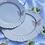 Thumbnail: Prato Fundo de Porcelana Solei Encantada 24cm Oxford