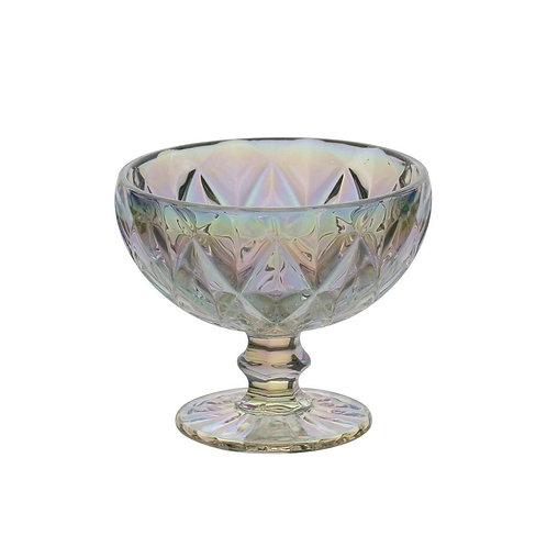 Taça Sobremesa Diamond Rainbow Furtacor 315ml - Lyor