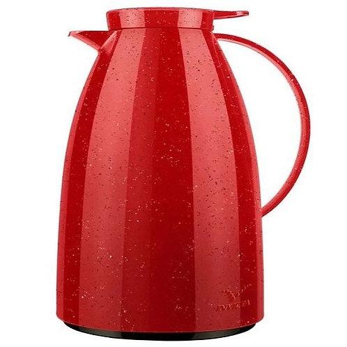 Bule Viena Ceramic Vermelho Tamanhos - Invicta