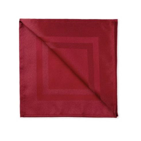 Guardanapo de Tecido Gourmet Vermelho 51x51cm - Karsten
